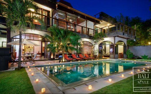 Вилла в Семиньяке в аренду на Бали