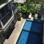 бассейн вилла в Чанггу