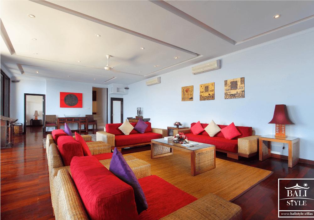 Вилла Asmara OMG 4 спальни Нуса Дуа.