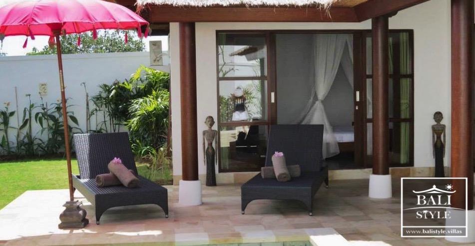 Вилла Klerbin Bali c 2 спальнями. Унгасан.
