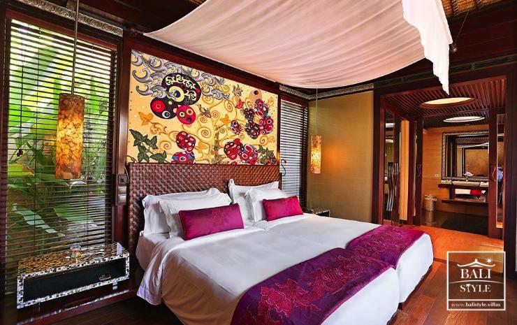 Виллы: Amaterra 1-3 спальни. Нуса Дуа