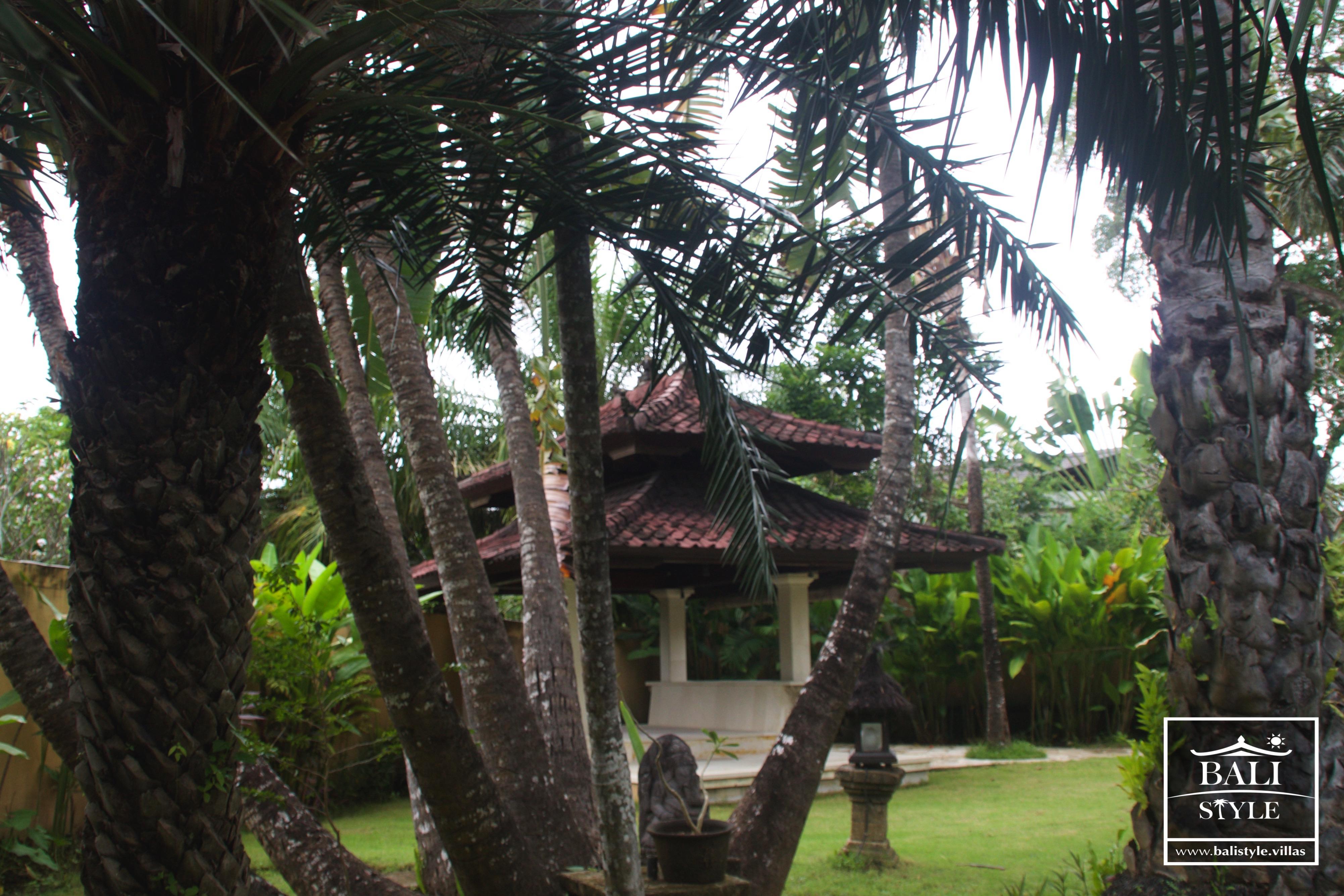 Villa Victoriana с 3 спальнями. Семиньяк