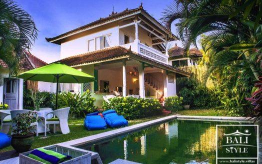 Villa Ocean Star с 3 спальнями. Семинья