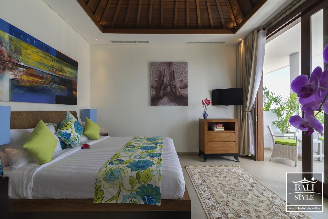 Вилла Wijaya Чанггу с 6 спальнями