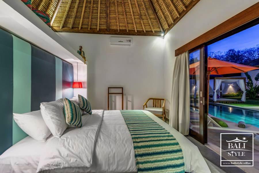 Вилла Simpaty с 4 спальнями в Унгасане