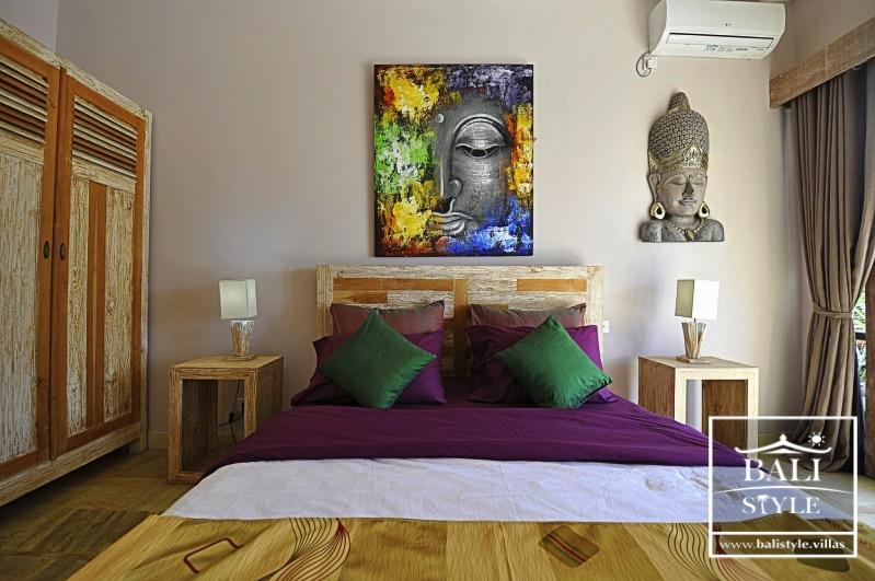 Вилла Luckymao с 3 спальнями в Унгасане